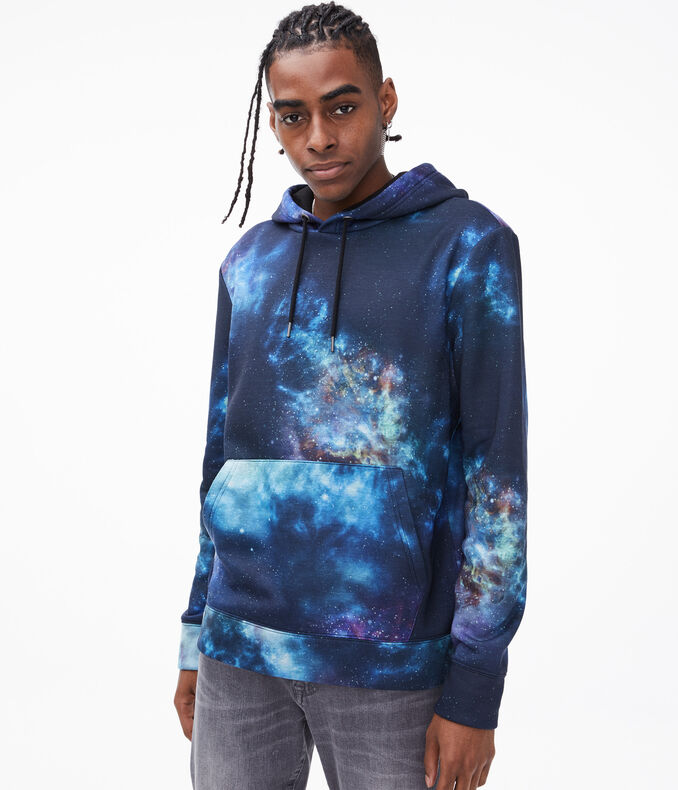 Galaxy Pullover Hoodie