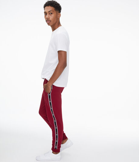 Aero87 Stripe Jogger Sweatpants