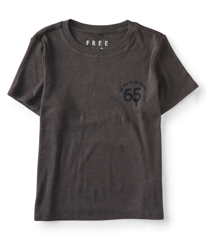 Free State On The Road Again Baby Tee