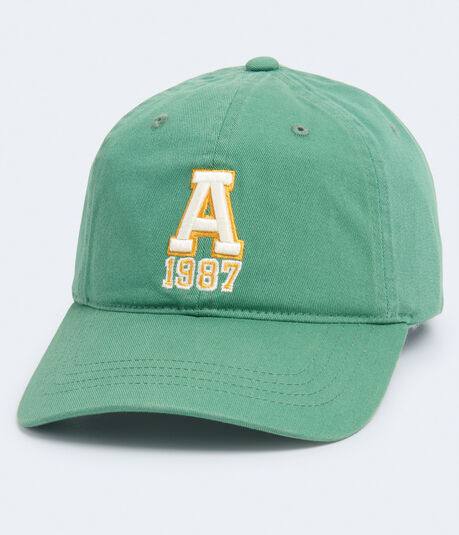 """A"" 1987 Fitted Hat"