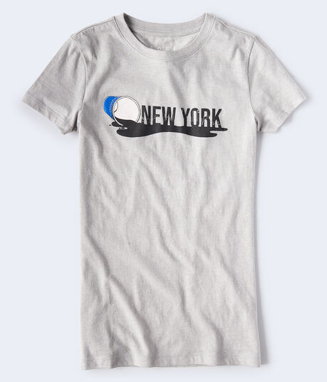 Free State New York Coffee Spill Graphic Tee