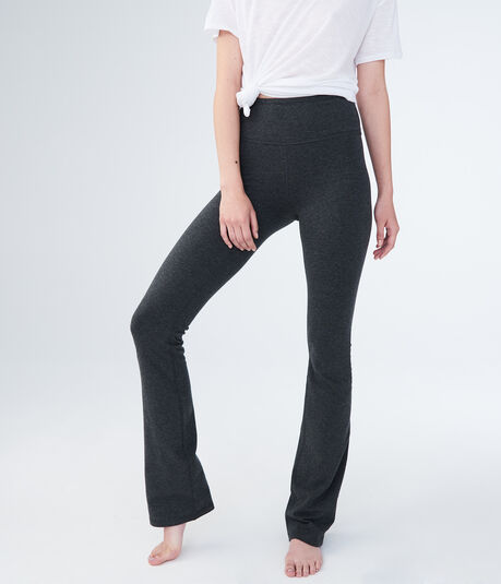 LLD High-Waisted Seriously Slimming Bootcut Pants
