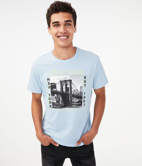 Brooklyn Bridge Graphic Tee