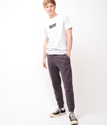 Tonal Logo Washed Jogger Sweatpants