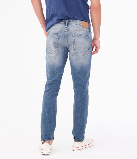 Flex Effects Super Skinny Medium Wash Jean
