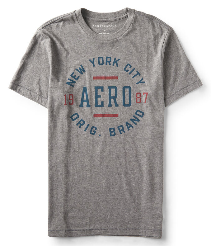 Aero Circle Logo Graphic Tee