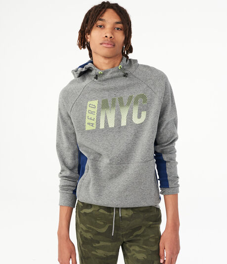 Aero NYC Active Pullover Hoodie
