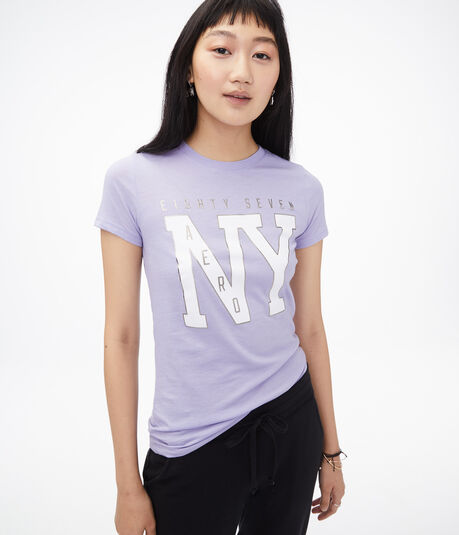 Eighty Seven NY Graphic Tee