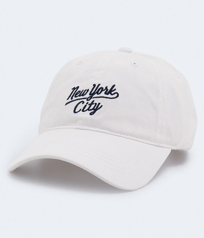 New York City Adjustable Hat