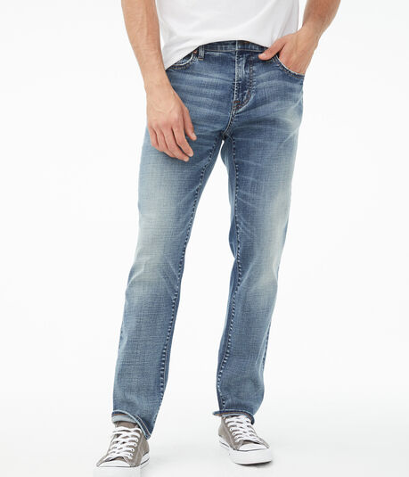 Soft Spun Slim Stretch Jean