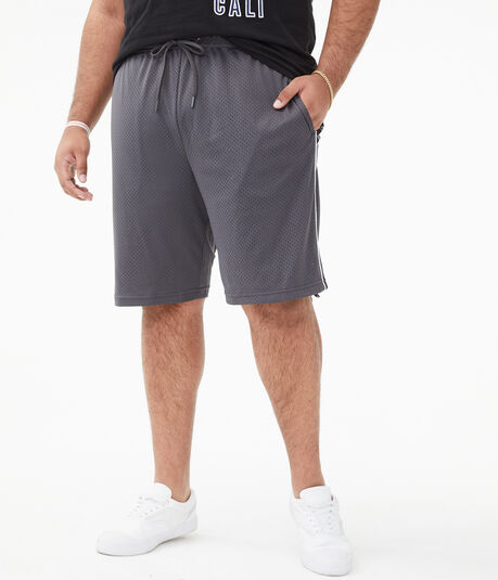 Aero87 Stripe Mesh Shorts