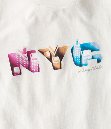 3D NYC Graphic Tee