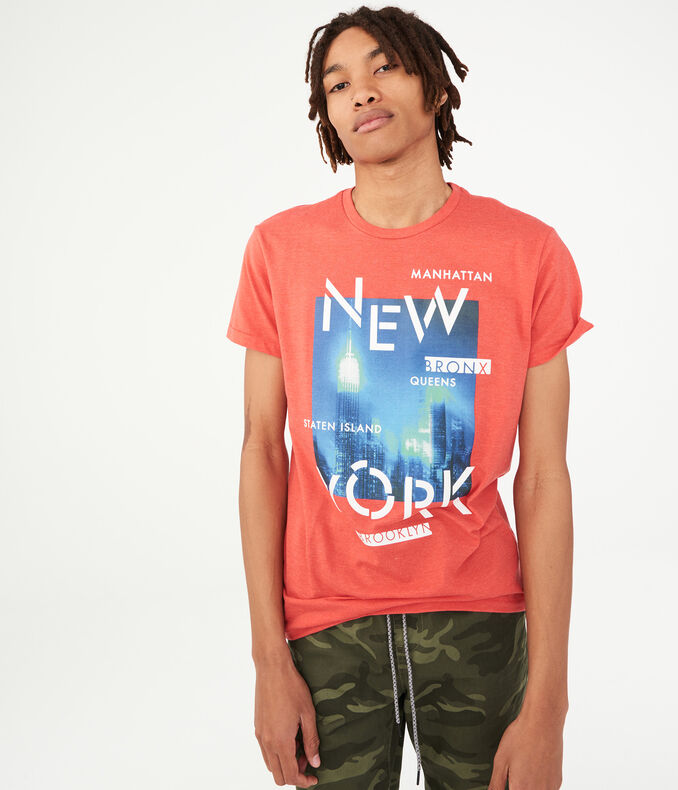 Empire State Graphic Tee