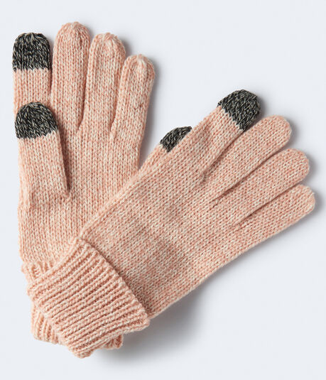 Knit Touchscreen Gloves