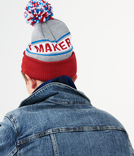 Troublemaker Knit Beanie