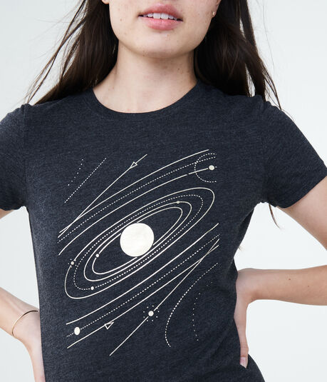 Solar System Graphic Tee