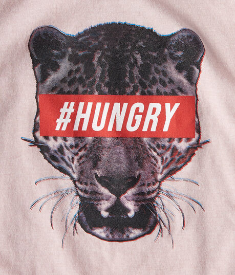 Free State #Hungry Leopard Graphic Tee
