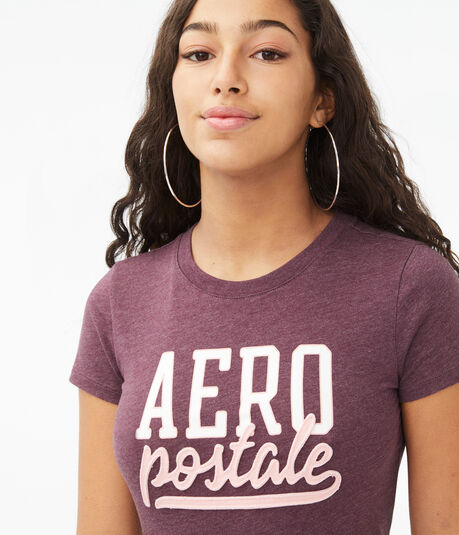 Stacked Aeropostale Graphic Tee