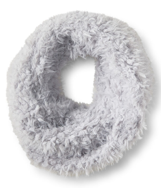 Faux Furry Snood