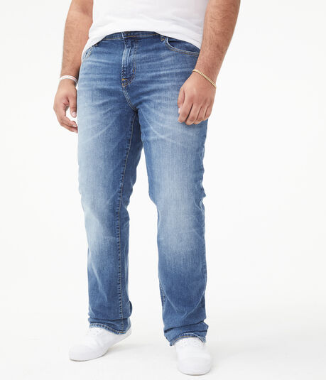 Slim Straight Stretch Jean