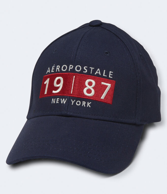Aeropostale 1987 New York Fitted Hat