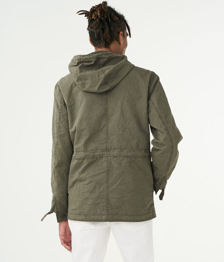 Heritage Hooded Parka