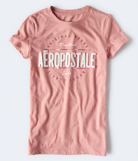 Aeropostale New York & Cali Graphic Tee