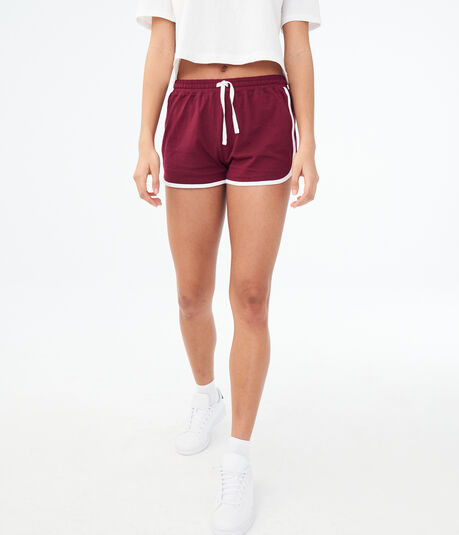LLD Solid Relaxed Retro Shorts