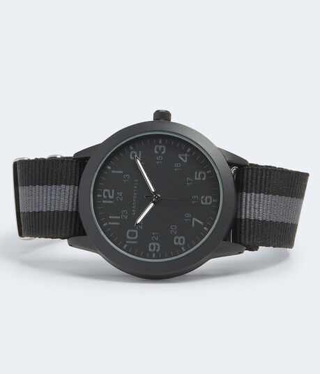 Canvas Analog Watch