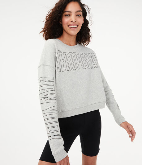 Seriously Soft Aeropostale New York Crew Sweatshirt