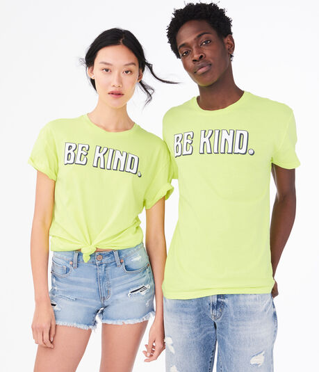 Aero One Be Kind Graphic Tee