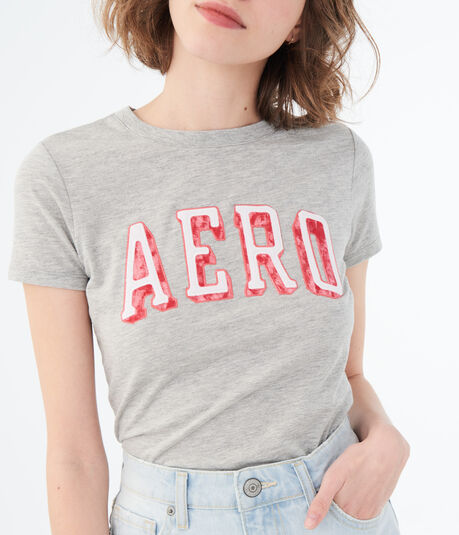 Velvet Blocky Aero Graphic Tee
