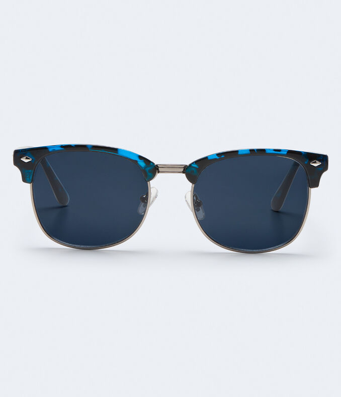 Tortoiseshell Tip Clubmax Sunglasses by Aeropostale