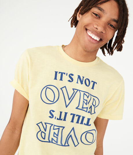 Free State It's Not Over Graphic Tee