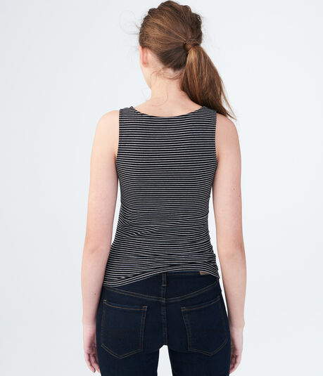 Striped Hardware Tank***