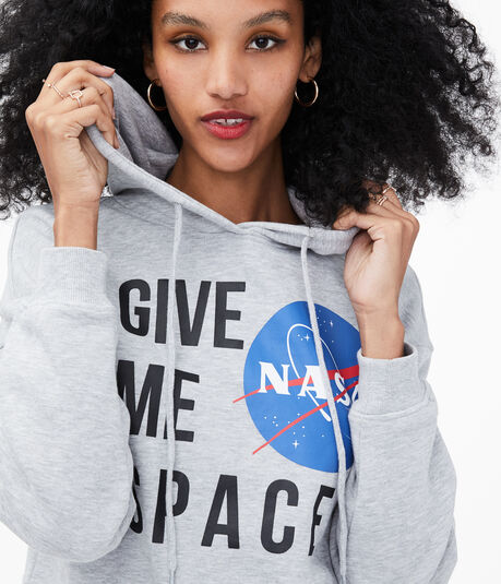 NASA Give Me Space Pullover Hoodie