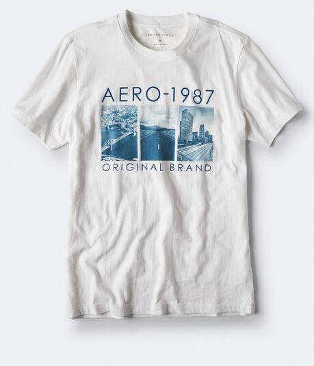 Original Brand Graphic Tee