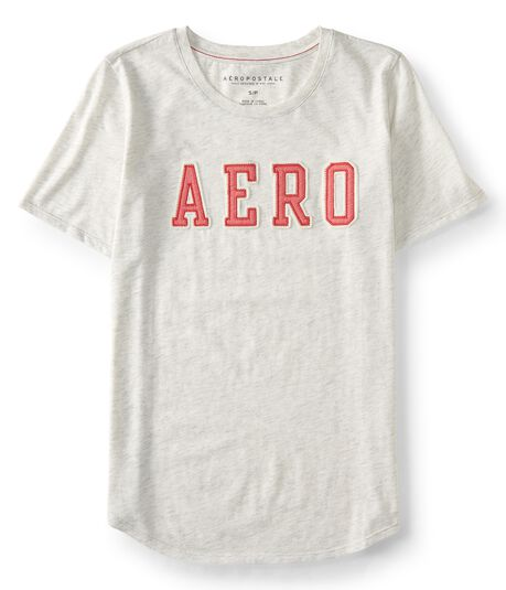 Chambray Logo Graphic Tee