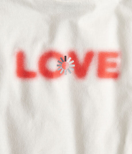 Free State Love Is Loading Graphic Tee