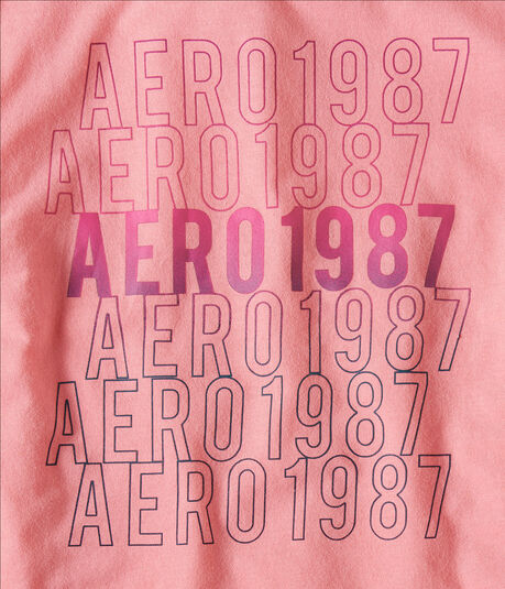 Stacked Aero 1987 Relaxed Graphic Tee