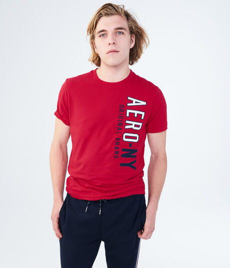 Vertical Aero-NY Graphic Tee