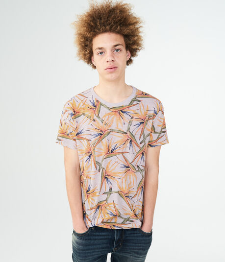 Birds Of Paradise Graphic Tee