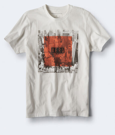 Aero NYC Square Graphic Tee
