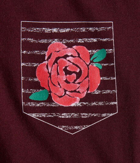 Free State Rose Pocket Graphic Tee***