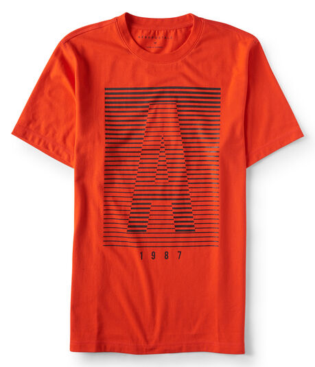 Big A Stretch Graphic Tee