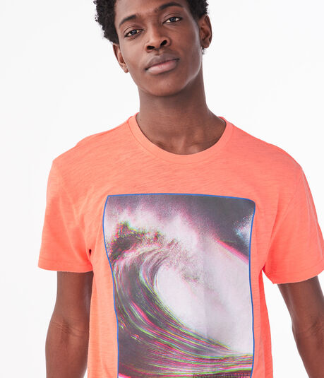 Free State Ride The Wave Graphic Tee