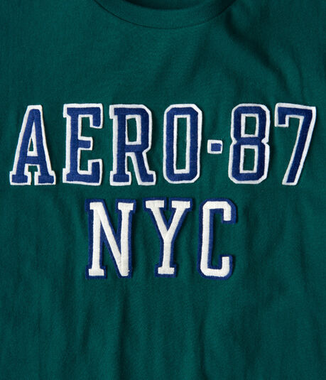 Aero-87 NYC Graphic Tee