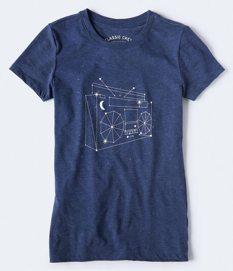 Celestial Stereo Graphic Tee