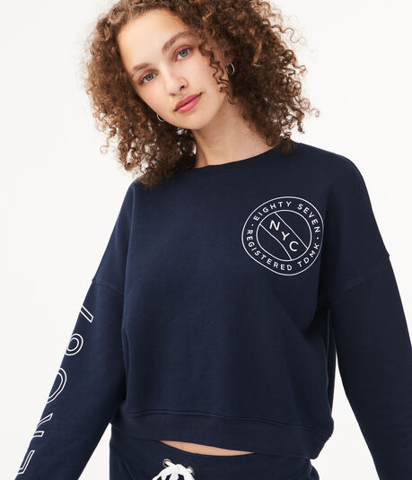 Seriously Soft Aero 87 Crew Sweatshirt
