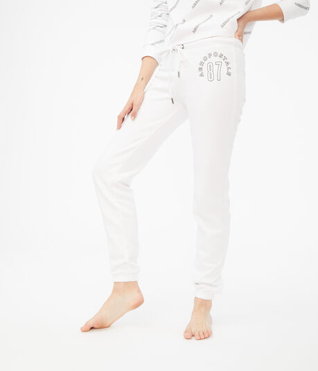 Arched Aeropostale Cinched Sweatpants